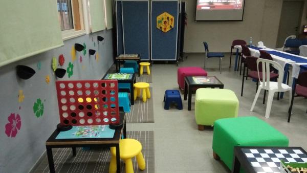 סביבת לימודים בבית חינוך ויתקין